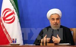 Iran tuyên bố đẩy mạnh chương trình tên lửa, bất chấp Mỹ trừng phạt