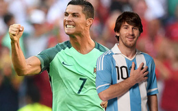 """Messi viết tâm thư để lộ chuyện """"khó nói"""" với Ronaldo"""