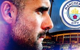 Thiên tài Guardiola và điệp vụ hóa rồng Man City