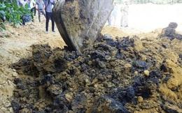 Formosa phủi trách nhiệm vụ chôn chất thải ở trang trại
