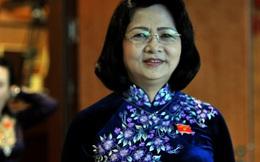 Tiếp tục giới thiệu bà Đặng Thị Ngọc Thịnh làm Phó chủ tịch nước