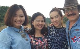 Lần hiếm hoi nhạc sĩ Nguyễn Cường nói về vợ kém 19 tuổi