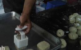 Đột nhập quy trình làm bánh nướng 'siêu hot' 4.000 đồng/chiếc