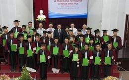 Lớp học có nhiều sinh viên lương khởi điểm 2.000 USD ở TP.HCM