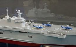 """Nga xuất khẩu """"tàu đổ bộ Mistral"""" tự chế"""