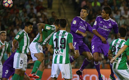 """Ronaldo """"thông nòng"""", Real trút cơn mưa bàn thắng vào lưới đối phương"""