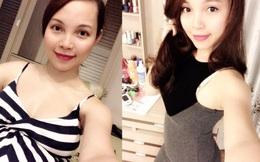 Mẹ xinh như hotgirl bật mí chiêu giảm 14kg chỉ 6 tuần sau sinh