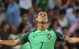 """Thắng xứ Wales, Ronaldo mới """"dám"""" nói về giọt nước mắt"""