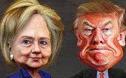 """Chọn Trump và Clinton, người Mỹ đang """"đánh cược"""" với chính mình"""
