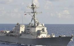 Nhà Trắng lên tiếng về vụ tàu Iran áp sát tàu Mỹ ở vùng Vịnh