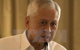 Philippines yêu cầu Trung Quốc tôn trọng phán quyết của PCA