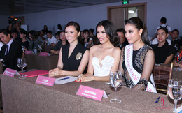 Nhan sắc xinh đẹp không thua kém Phạm Hương của đại diện Hoa hậu Hoàn vũ 2016 Lệ Hằng