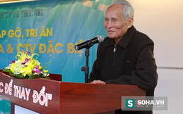 """Vị Tướng 91 tuổi: """"Đọc Trí Thức Trẻ tôi thấy mình trẻ hơn nhiều"""""""