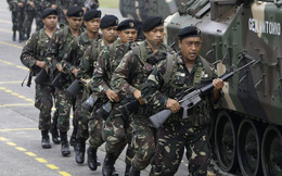 Mỹ cung cấp khoản viện trợ quân sự cao kỷ lục cho Philippines