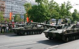 Việt Nam sở hữu pháo tự hành Sprut-SD: Một mũi tên trúng ba đích?