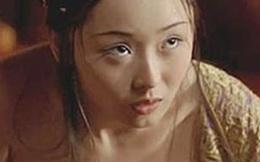 'Đốt mắt' với tạo hình cổ trang khoe vai trần của mỹ nữ Hoa ngữ