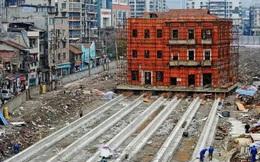 """TQ di dời tòa nhà theo kiểu """"thần đèn"""" Nguyễn Cẩm Lũy"""