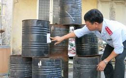 Nhập hơn 9 tấn chất cấm, chỉ sử dụng đúng... 10kg!