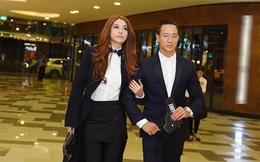 Trương Ngọc Ánh không chụp ảnh chung với chồng cũ