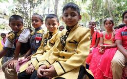 Ấn Độ: Trường học nhiều cặp sinh đôi nhất thế giới