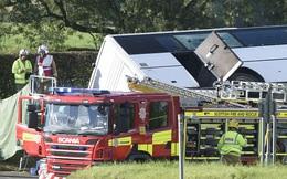 Tai nạn khiến 1 CĐV thiệt mạng, 18 người bị thương