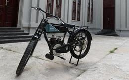 Chiêm ngưỡng những mẫu xe máy siêu cổ tại Việt Nam