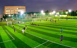 Hiểm họa ung thư từ việc chơi bóng trên sân cỏ nhân tạo