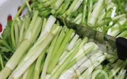 Rước bệnh hiểm nghèo vì ăn rau sai cách