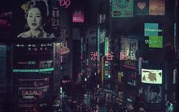 Tôi lạc lối bởi vẻ đẹp Tokyo về đêm