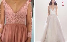 Bỏ 10 triệu may váy cưới online, cô dâu trẻ nhận về khăn trải bàn?