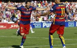 Hãy cảm ơn nỗi sợ hãi của Suarez