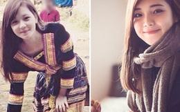 Bất ngờ với bộ ảnh xinh như gái Hàn của 'hotgirl dân tộc'