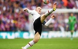 Có một Wayne Rooney chưa bao giờ thấy