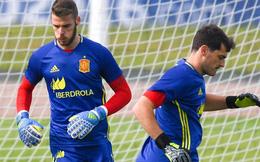 De Gea sướng rơn trước lời phát ngôn của HLV Vicente del Bosque