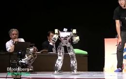Xem giải vô địch thế giới bộ môn Robot đấm nhau