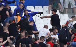 Cảnh tượng cực kỳ hỗn loạn lại tiếp diễn ở Euro 2016