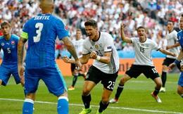 Đức 3-0 Slovakia: Xe tăng Đức chạy đà hoàn hảo