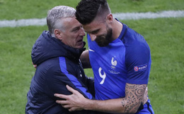 """Chiêu lạ của Deschamps: Đánh bại Đức bằng """"chân gỗ"""""""