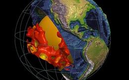 """Phát hiện """"không tưởng"""" tại độ sâu gần 3.000km trong lõi Trái Đất"""