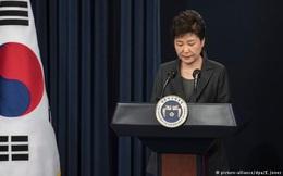 """Tổng thống Hàn Quốc trở thành """"nghi phạm"""""""