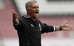 """Thắng trận may mắn, Mourinho """"nổ"""" to hơn cả Van Gaal"""