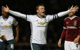 Rooney liên tiếp nhận mưa gạch đá từ CĐV nhà