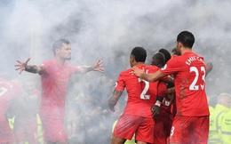 Everton 0-1 Liverpool: Chết ở phút bù giờ