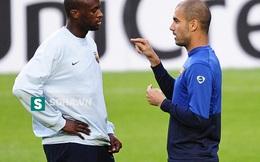 Pep Guardiola nhận tin cực xấu từ Etihad