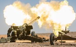 7 ngày qua ảnh: Chiến binh Syria nã pháo vào phiến quân IS