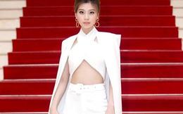 Á hậu Diễm Trang xác nhận đã có bầu 3 tháng