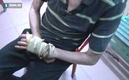 Bắt con nghiện nặng, giả tàn tật xin tiền ở trung tâm Sài Gòn