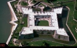 [Phần 2] Cùng đến thăm 20 pháo đài ấn tượng nhất trên thế giới