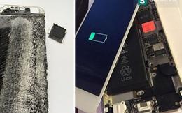 """""""Hô biến"""" chiếc máy cũ nát thành iPhone 6 mới tinh"""