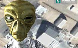 """Nghịch Google Map, """"tá hỏa"""" khi phát hiện ra UFO"""